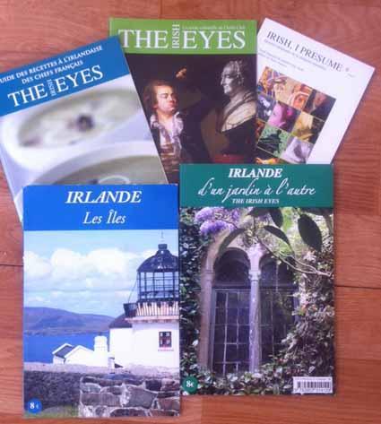 SOUTENEZ THE IRISH CLUB – Bulletin
