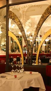 Grand Café de Moulins, détail