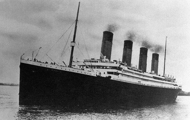 Le Titanic, retour à Cherbourg