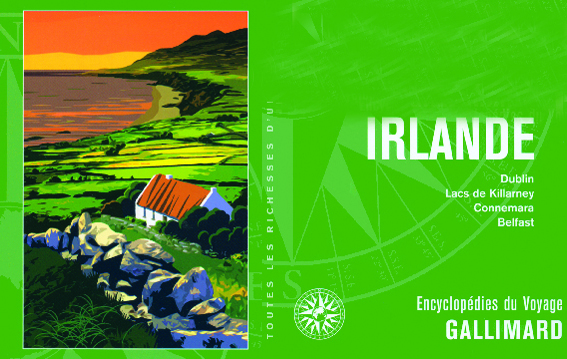 Guide Gallimard Irlande