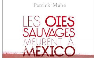 Patrick Mahé : Les Oies sauvages meurent à Mexico