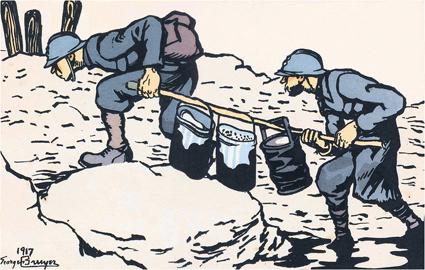Il y a Cent ans, Verdun…