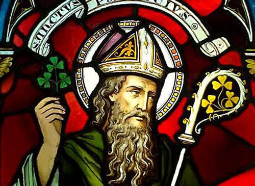 17 Mars : Saint Patrick, fête nationale Irlandaise