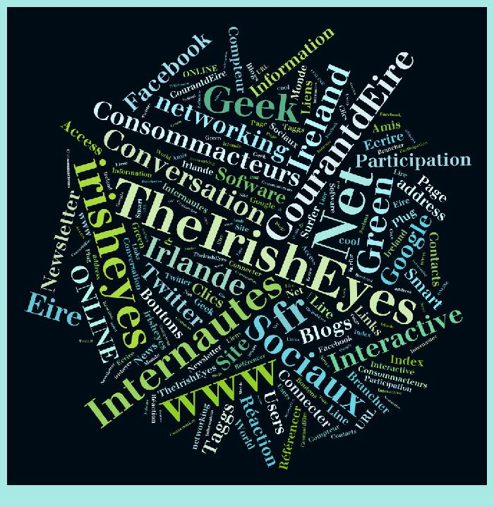 The Irish Eyes by The Irish Club, pourquoi ?