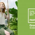 Greenery : Vert encore du vert, Pantone 15-0343
